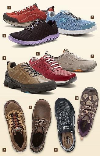 Walking Shoe Guide : OnlineShoes.com Blog