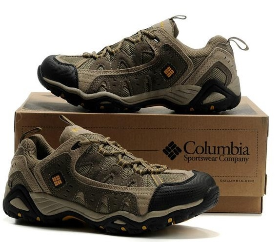 Columbia Best Hiking Shoes For Men