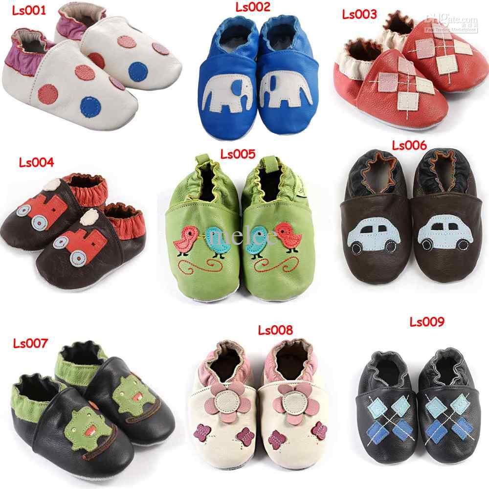 Cute Hard Bottom Walking Shoes For Babies