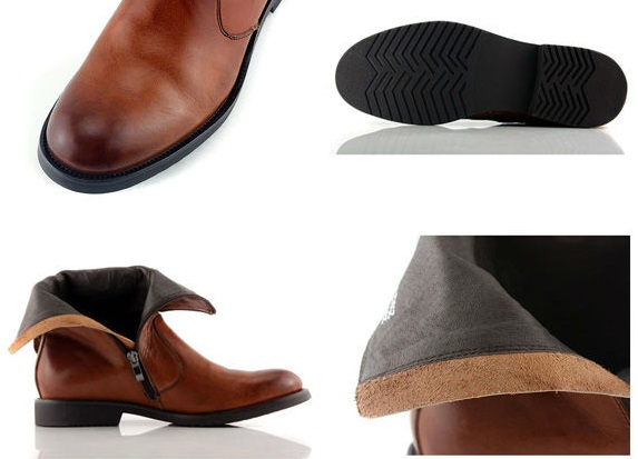 Fashion Italian Leather Shoes For Men