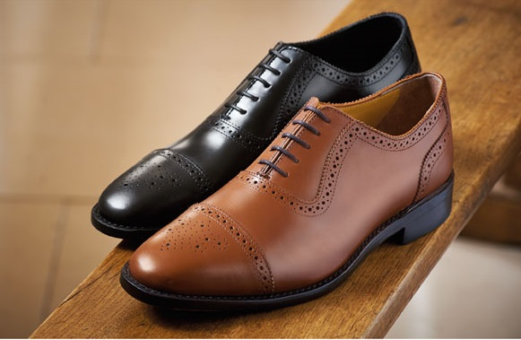 Finding The Perfect Leather Shoes For Men And How To Care For Them ...