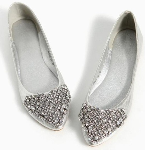 Womens silver dress shoes Online shoes for women
