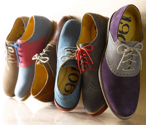 One way to clean Suede Shoes - warfieldfamily