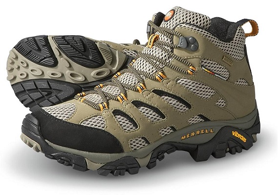 Merrell Gore Mens Hiking Shoes