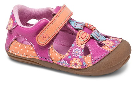 Pink Walking Shoes For Babies