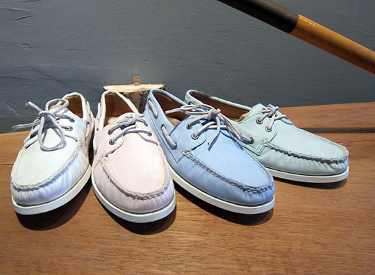 Popular Canvas Boat Shoes For Men