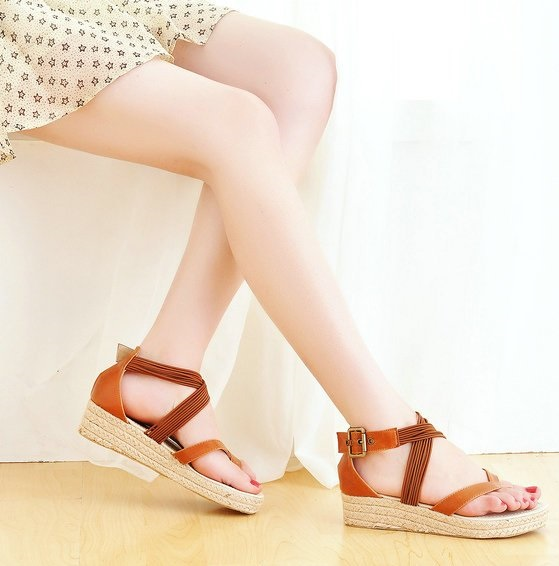 Sexy Womens Wedges Shoes