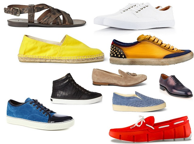 The Dos And Don Ts When Shopping For Summer Shoes For Men