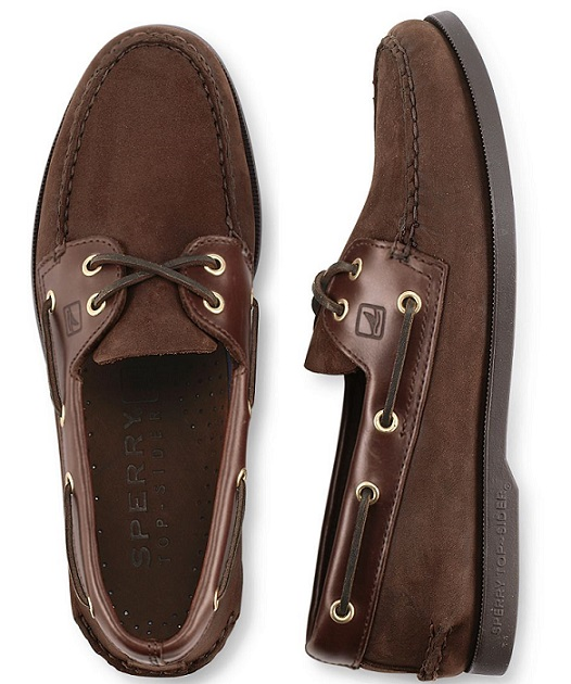 Sperry Top Sider Boat Shoes For Men