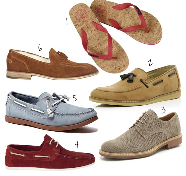 Trendy Mens Summer Shoes