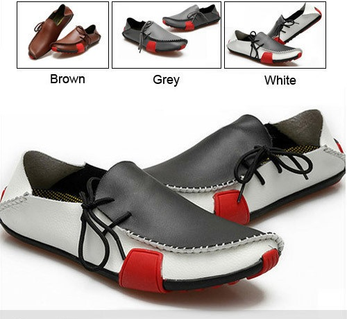Trendy and Stylish Mens Leather Slip On Shoes